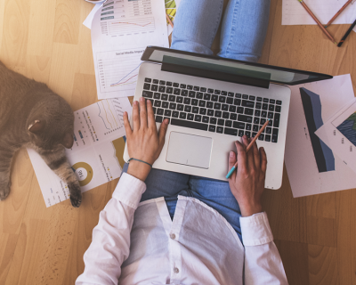 Lifestyle Tips for Successfully Working from Home!