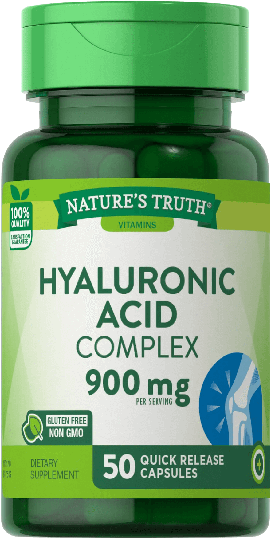Hyaluronic Acid <br>Complex 900 mg