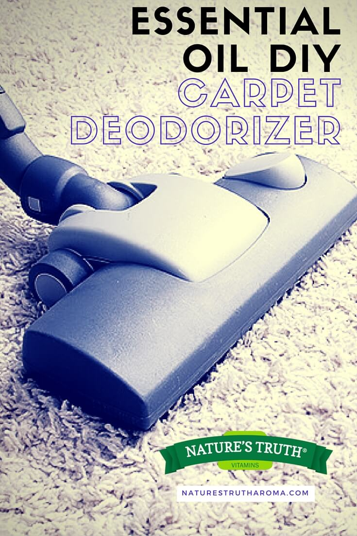 Nature's Truth DIY Carpet Deodorizer