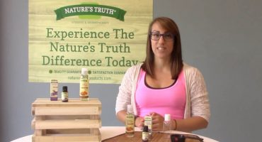 Nature's Truth DIY – Massage Oil