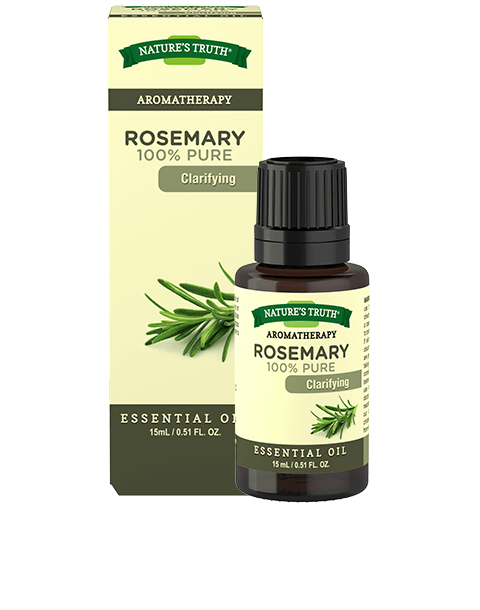 Nature Truth Essential Oil In Rosemary